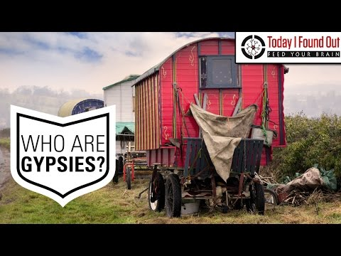 "Where Do ""Gypsies"" Originally Come From?"