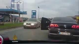 Službeni vozači - opasnost na cestama