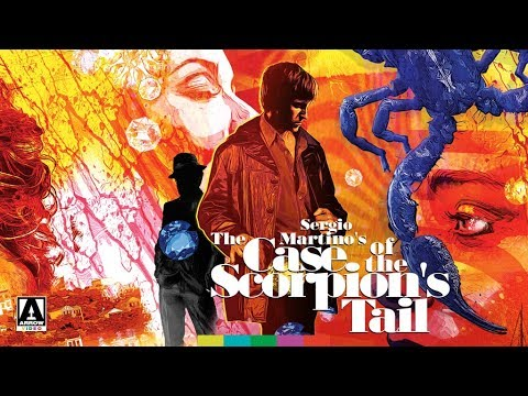 The Case of the Scorpion's Tail - The Arrow Video Story