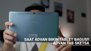 WKWK !! 800ribuan RAM 8GB  ROM 128GB Layar Lebar 10 | Unboxing & Hands - On Tablet China.