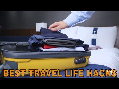 HOW To PACK Your SUITCASE And GET HOLIDAY INN DISCOUNT✔