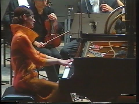 M. Ravel: Piano Concerto In G-Dur   Maja Kastratovik & Macedonian Philharmonic Orchestra