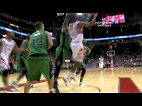 3/18/11 Boston Celtics Vs. Houston Rockets Recap