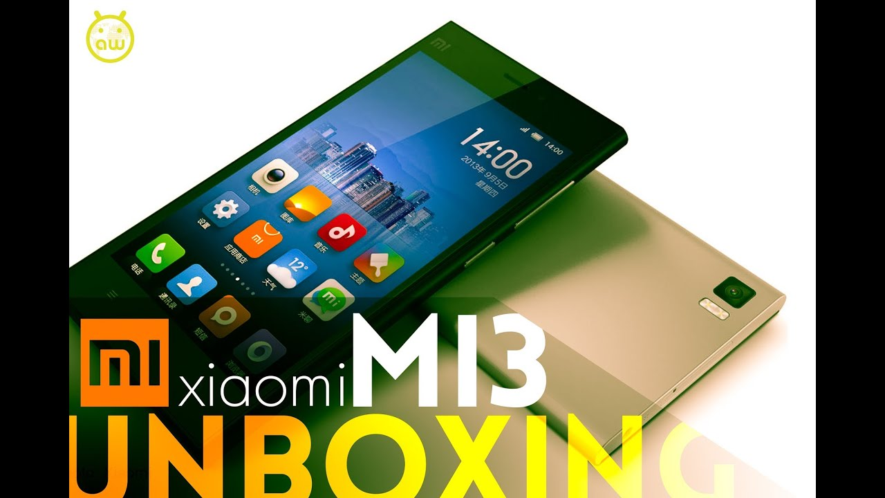 Xiaomi Mi3, unboxing in italiano