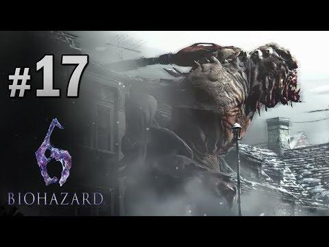 #17 墮入圈套!全員變喪屍 | Biohazard 6 生化危機 6 中文版