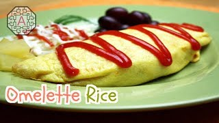 Rooftop Prince Omurice (Omelette Rice, 오므라이스)