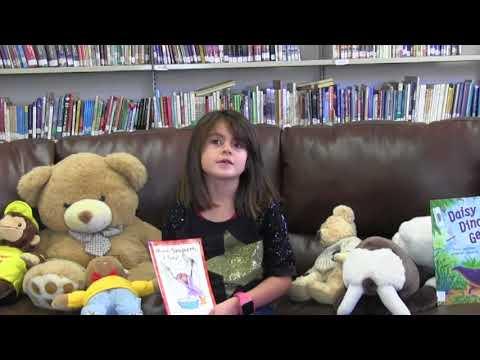 Lafe Nelson School - Book Talks