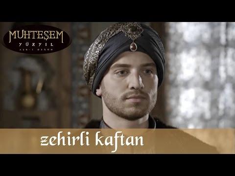 Zehirli Kaftan - Muhteşem Yüzyıl 58.Bölüm
