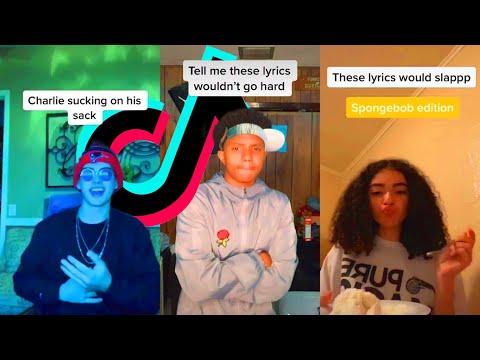 Lyrics Challenge (Charlie Puth) Tiktok Compilation