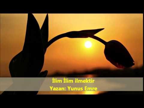 YUNUS EMRE - İLİM KENDİNİ BİLMEKTİR (EN GÜZEL ŞİİRLER)