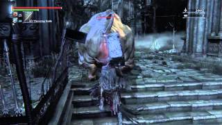 Bloodborne pig visceral attack ass fisting