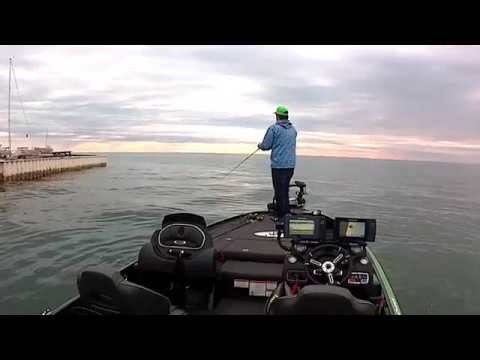 Bass Season Starts On Lake St. Clair