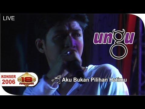 Konser UNGU - Aku Bukan Pilihan Hatimu @Live Banjarmasin 21 November 2006