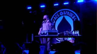 "Sage Francis ""Crack Pipes"" Live"