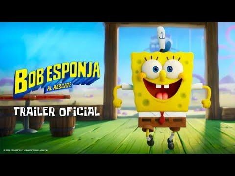Hablemos De Trailer De Bob Esponja 2 : Al Rescare