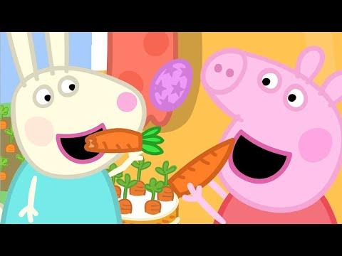 Peppa Pig en Español | Conejitos de Páscua! | Pepa la cerdita