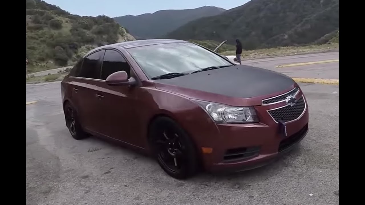 With The Right Mods A Chevy Cruze Eco Can Be A Hoot To Drive