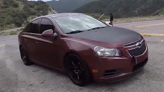 Modified Chevrolet Cruze Eco - One Take