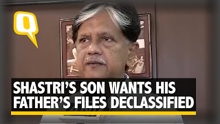 Lal Bahadur Shastri's Son Wants His Father's Files Declassified