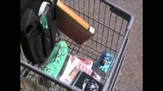 Freedom is Lika Shopping Cart