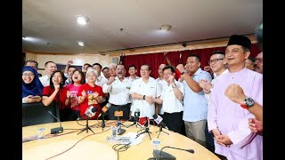 Process to scrap GST only after swearing in ceremony, says Guan Eng