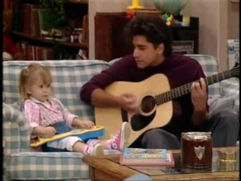 Uncle Jesse & Michelle- Butterfly Fly Away