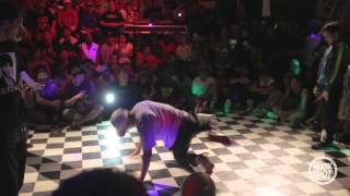Polski Flava vs Sweet Technique - 2vs2 Semifinals Outbreak Hiphop Festival 10 Year Anniversary