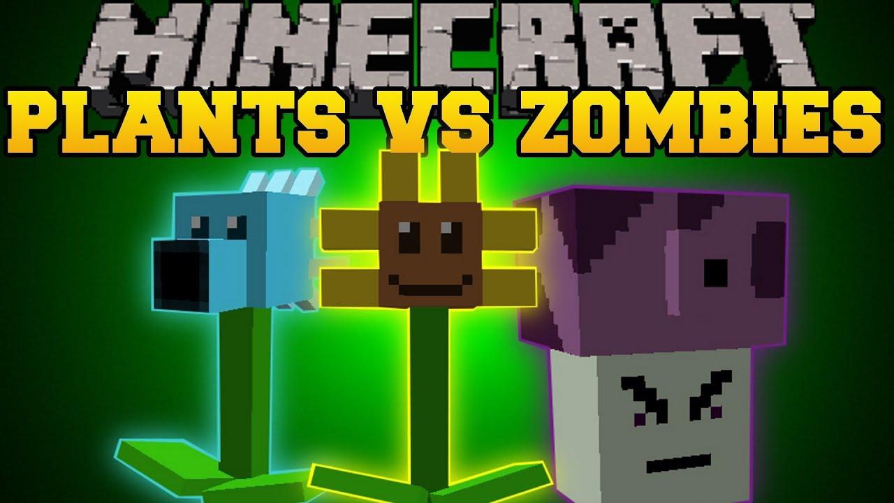 Мод plants-vs-zombies