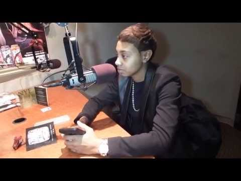MOSES THE GOD'S [EXCLUSIVE] HOT 107.5 INTERVIEW