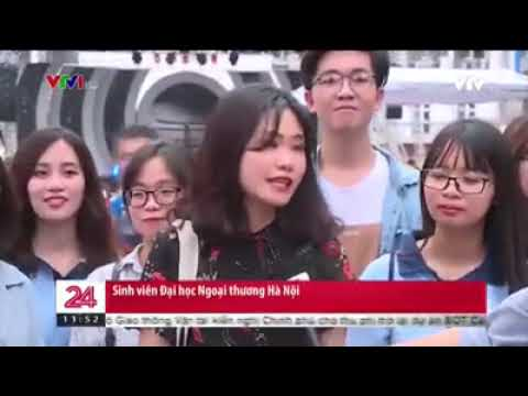 FC NU'EST VIETNAM in K-pop Lover Festival.(broadcast on national television)