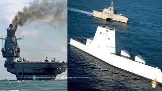 Российский флот безнадежно устаревает вместе с Кузей