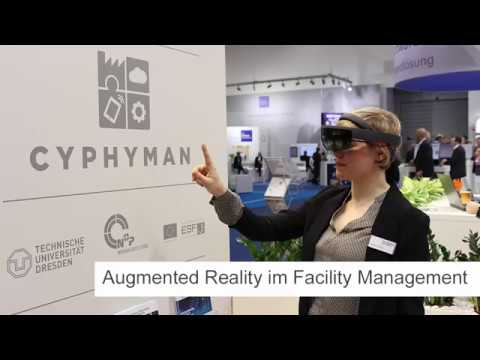 Augmented Reality im Facility Management (CAFM)