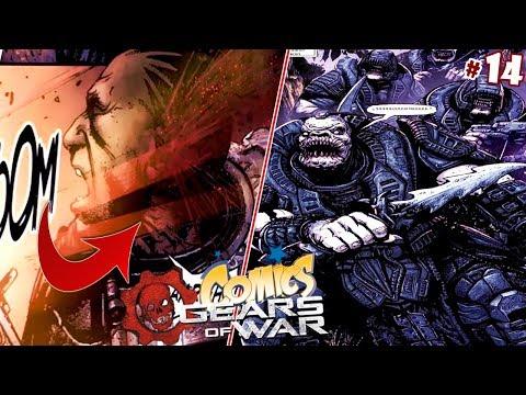 Jace Pierde La Oreja Por Culpa De Raam!/Gears Of War/Comic #14