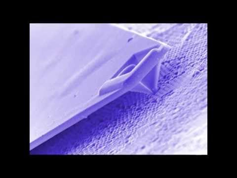 Video of how an Atomic Force Microscope (AFM) works