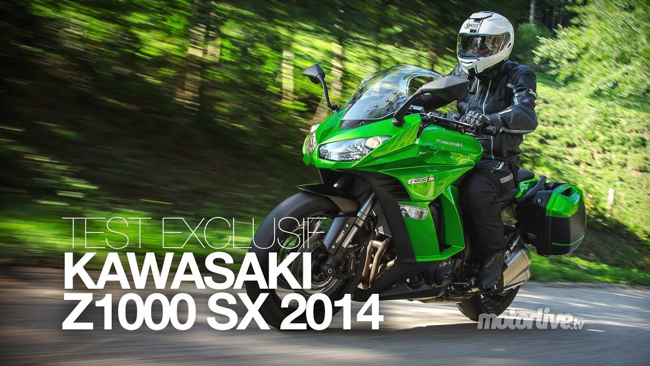 Girl Hd Live Wallpaper Test Exclusif Kawasaki Z1000sx 2014 Le Ninja Sexy