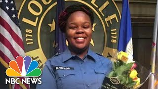 Grand Juror Speaks Out On Breonna Taylor Case | NBC Nightly News