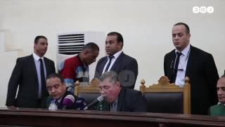 رصد | حجز قضية أحداث ماسبيرو للحكم بجلسة 31 ديسمبر