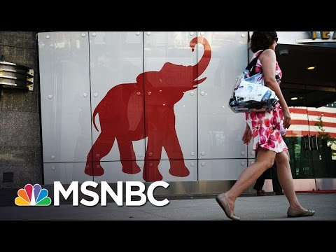 'A Room Divided': Day Two In Cleveland | Morning Joe | MSNBC