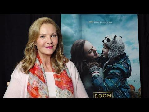 Joan Allen - Room Interview HD