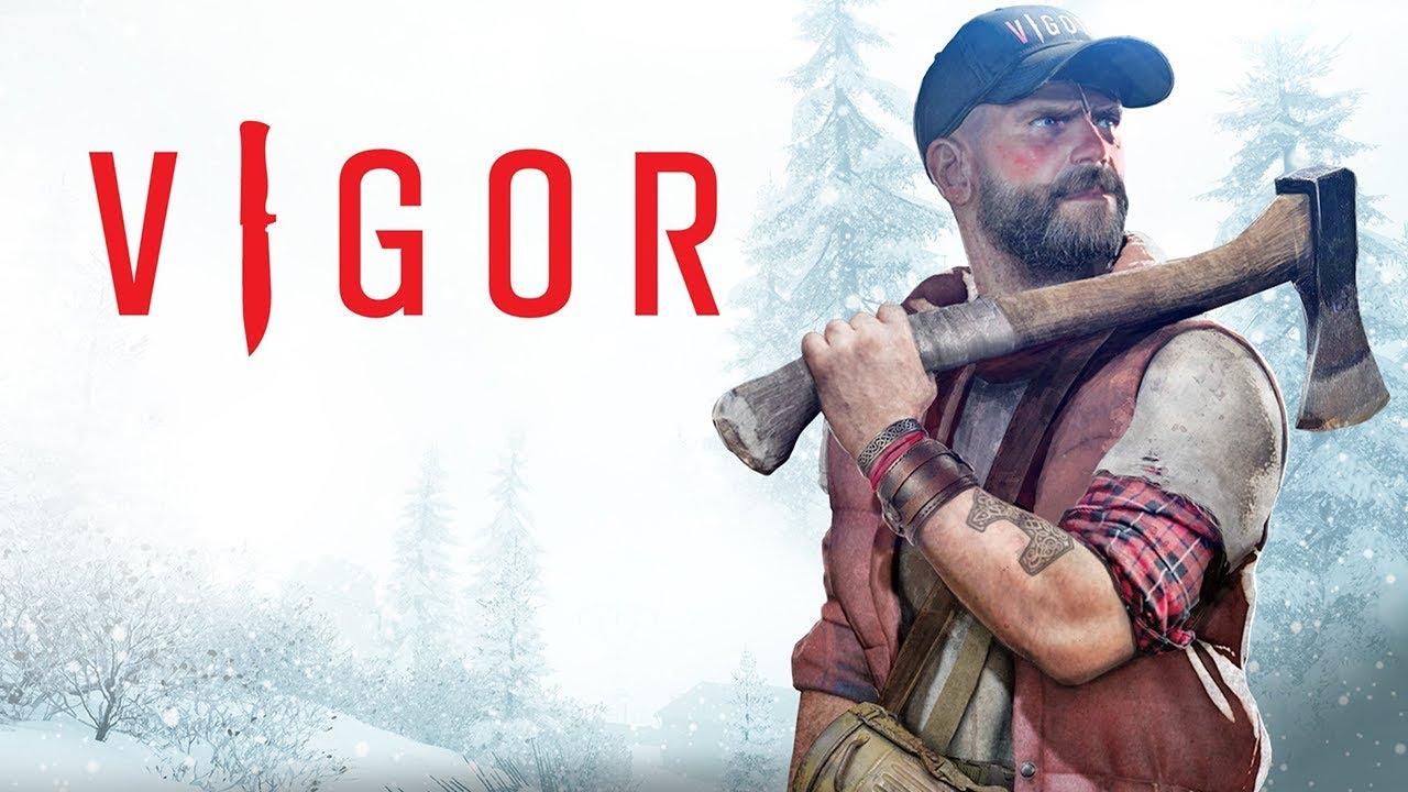 VIGOR - O INICIO GAMEPLAY | Em Português PT-BR - XBOX ONE