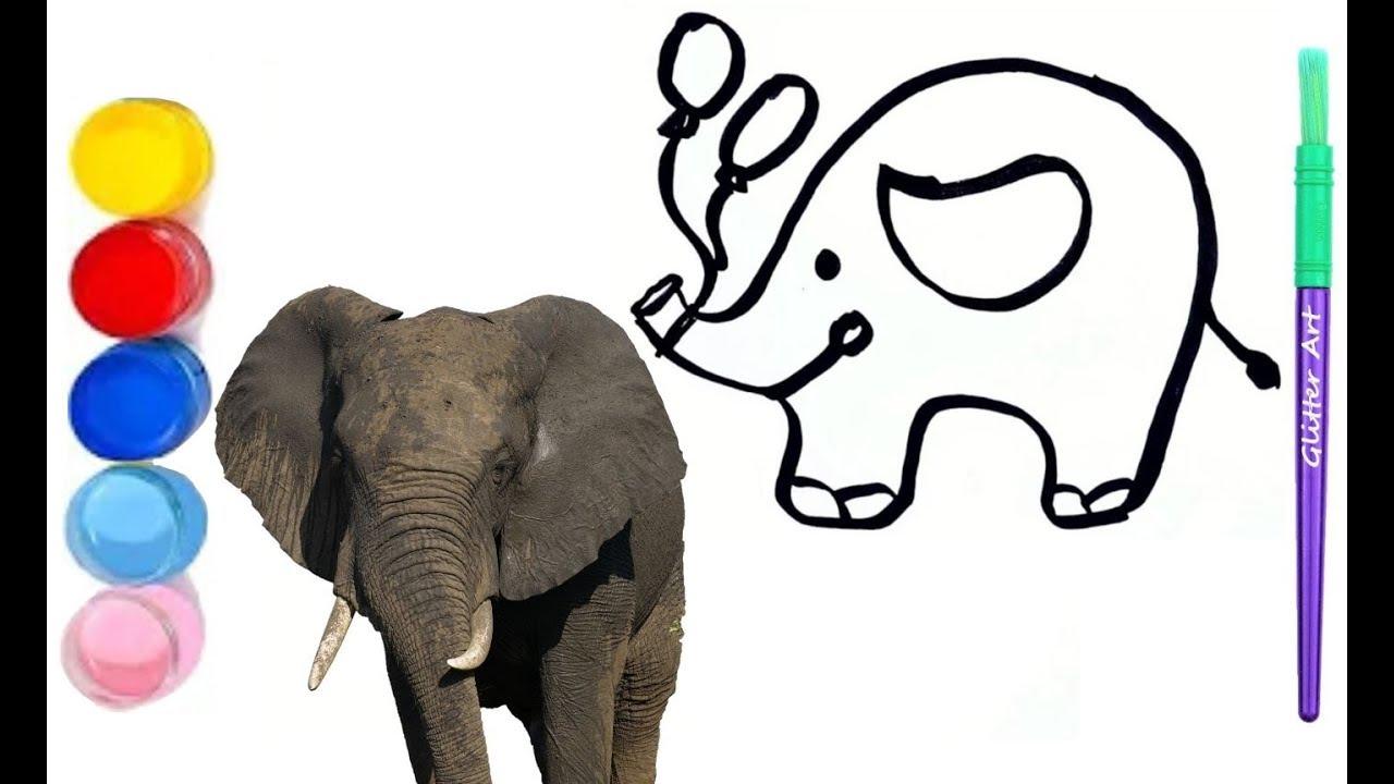 elephant malvorlage  coloring and malvorlagan