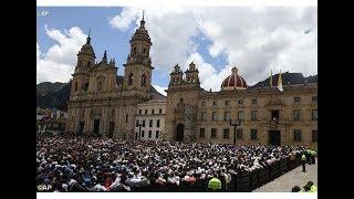 Colombia: Đức Thánh Cha viếng thăm Nhà Thờ Chính Tòa dâng kính Mẹ Vô Nhiễm, 07.09.2017