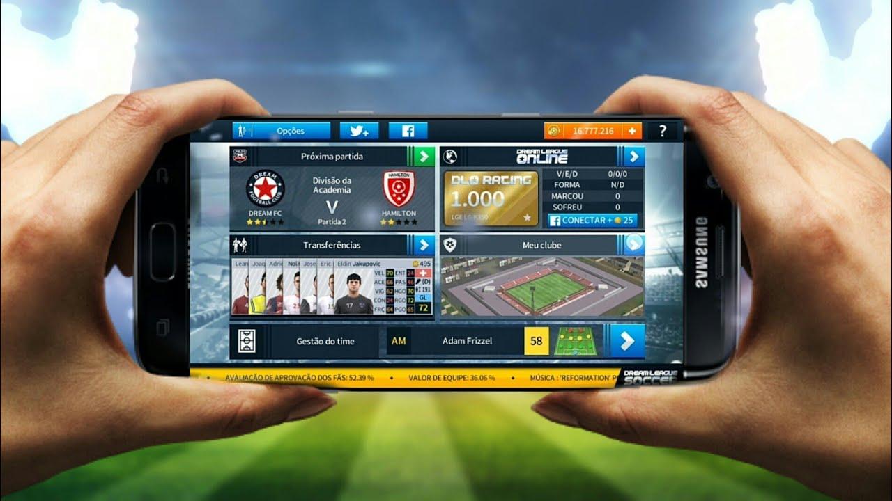 Dream League Soccer 2018 v5.00 Apk + Data Mod [Money]