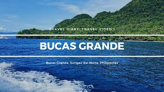BUCAS GRANDE, PHILIPPINES - TRAVEL DIARY 2018