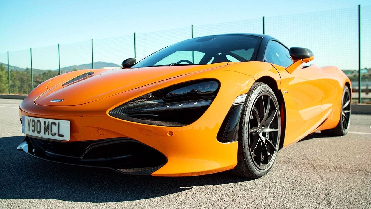 The McLaren 720S Track Pack | Chris Harris Drives