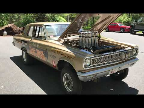 1965 Dodge Coronet A/FX Tribute
