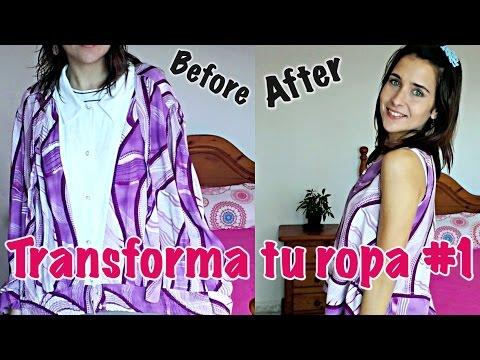 Transforma tu ropa #1