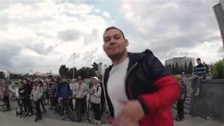 Скачать Стрит джем в Екатеринбурге I WANT BIKE X YARDScrew