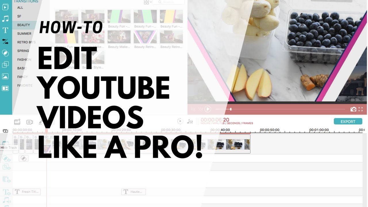 How to edit youtube videos like a pro pt 2 updated filmora how to edit youtube videos like a pro pt 2 updated filmora editing software ccuart Image collections