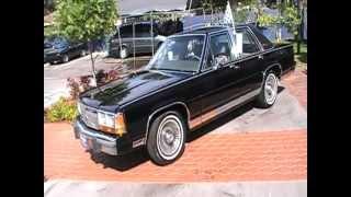 1989 Ford LTD Crown Victoria LX @ Kar Connection Miami